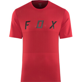 Fox Ranger Fox SS Jersey Men cardinal